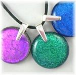 Sparkle Disc Pendant