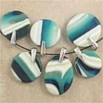 Ocean Inspired Pendants - ON SALE