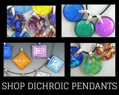 Dichroic Pendants